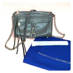 Authentic Rebecca Minkoff Mini M.A.C crossbody